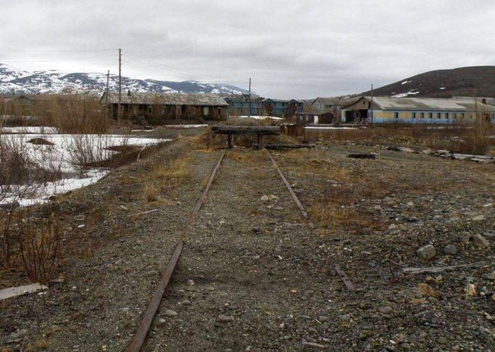 Тупик со времен железнодорожного строительства