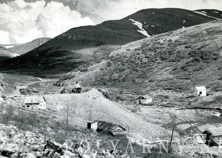 Горный участок Харбейского м-ния
