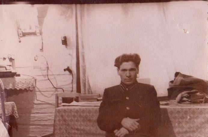 Первый начальник станции Лабытнанги