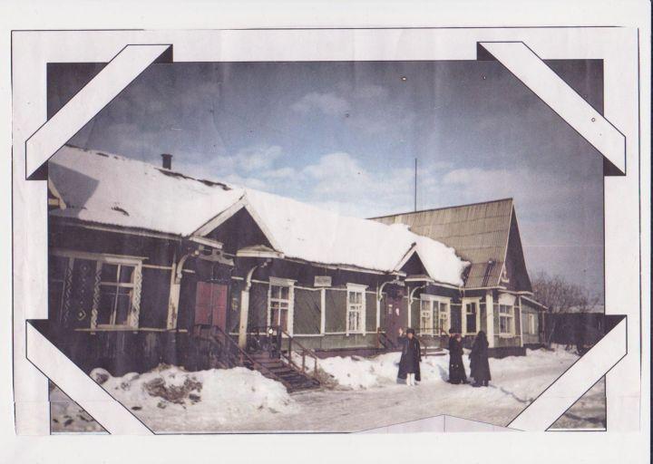 Старый вокзал Лабытнанги