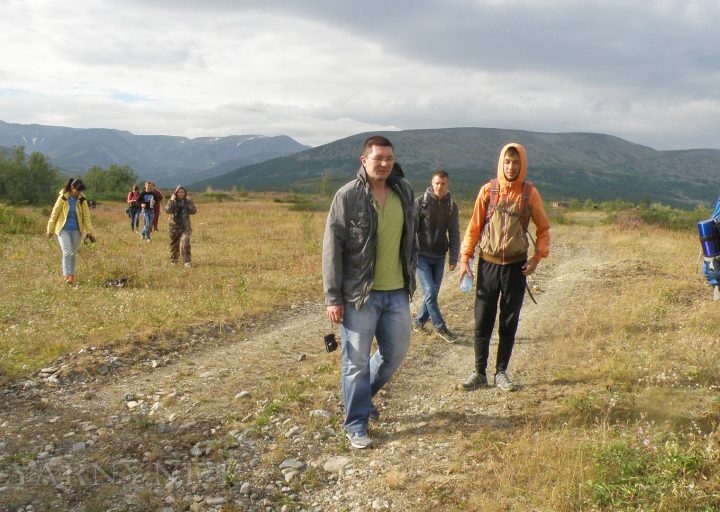 Экскурсия из Салехарда на позиции РВСН