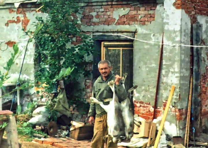 Харбейские зайцы существенно удешевляли питание горной бригады