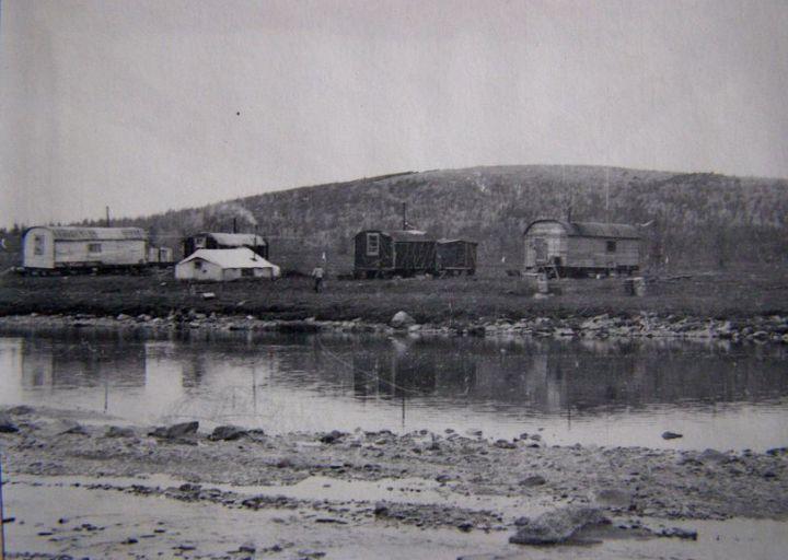 Лагерь горно-поискового отряда Хараматолоуской ГСП