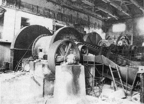 Внутри опытной фабрики
