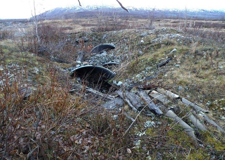 Часть укрытий были уничтожены ПУГРЭ