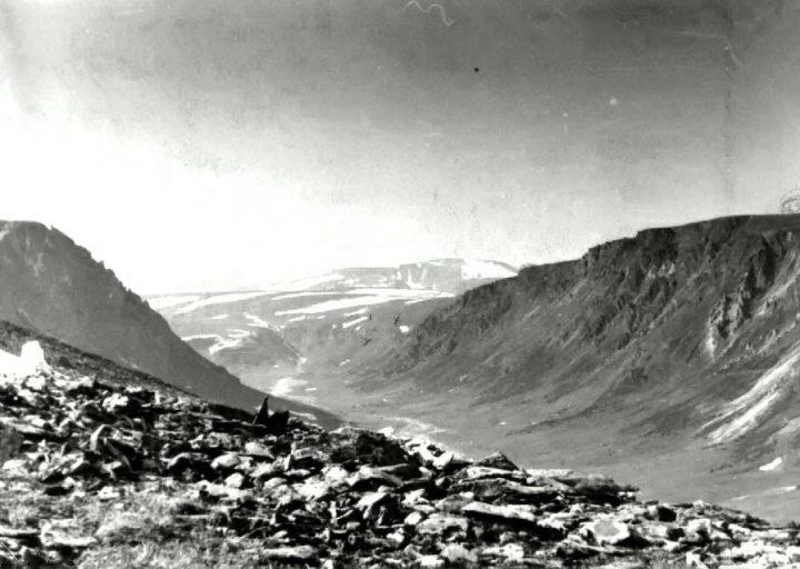 Верховья реки Немурюган