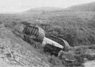 ГТ-Т перевернулся