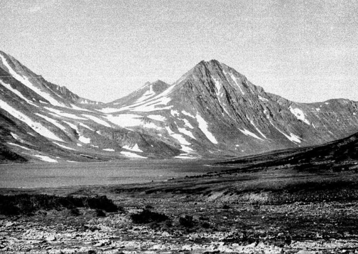 Гора Харна урды - Кеу. Едем на Щучье