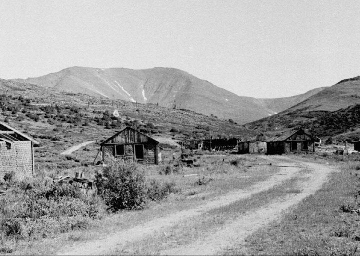 Харбей. Посёлок и ОЛП. 1976