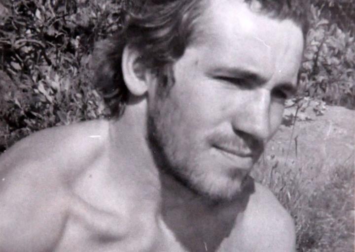 Саша Афанасьев. 1976 г.