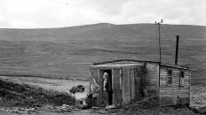 Баня. 1976 г.