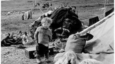 Хантенок, стойбище на Оранге. 1976 г