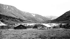 Лагерь на Гэнахадате. 1976 г.