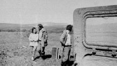Тамара и Саша Афанасьевы. 1976 г.