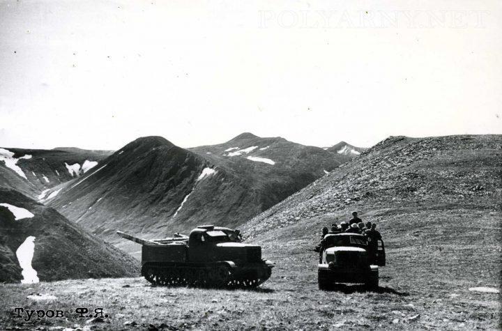АТЛы в горах остались непревзойденными 1961