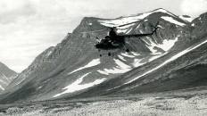 Гамма-спектрометрия на Ми-1 в 1960-е