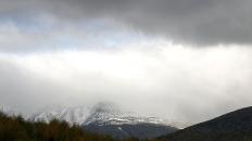 Снег тает на Малом Пайпудынском