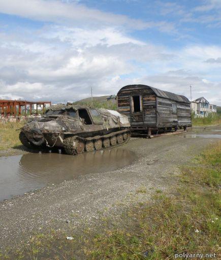 Подвоз старых балков 1.08.2016