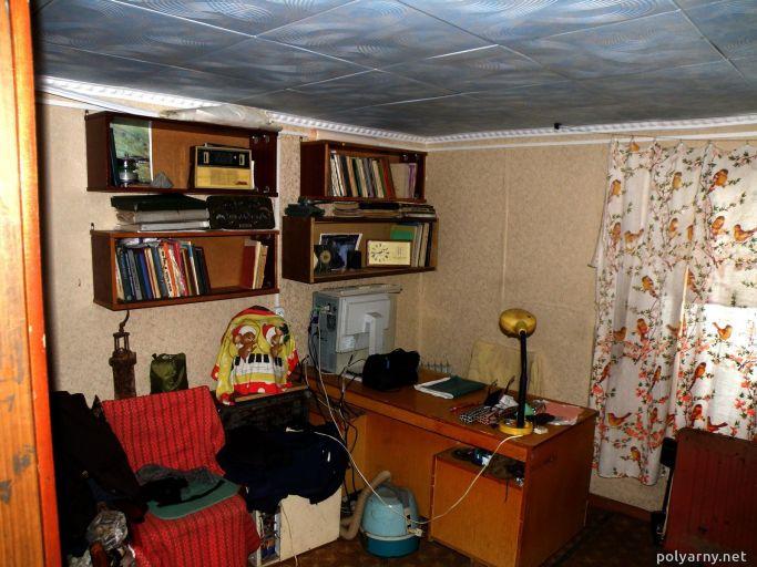 Та же комната в 2017 году