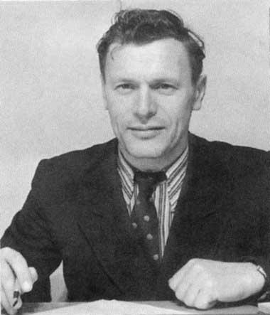 Бельский Михаил Сергеевич. 1950 г. Снимок из архива Шулеповой А.Н.
