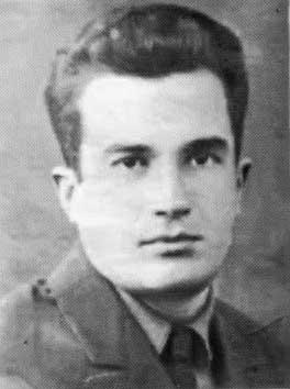 Прядкин Константин Николаевич. 1939 г. Снимок из архива Шулеповой.
