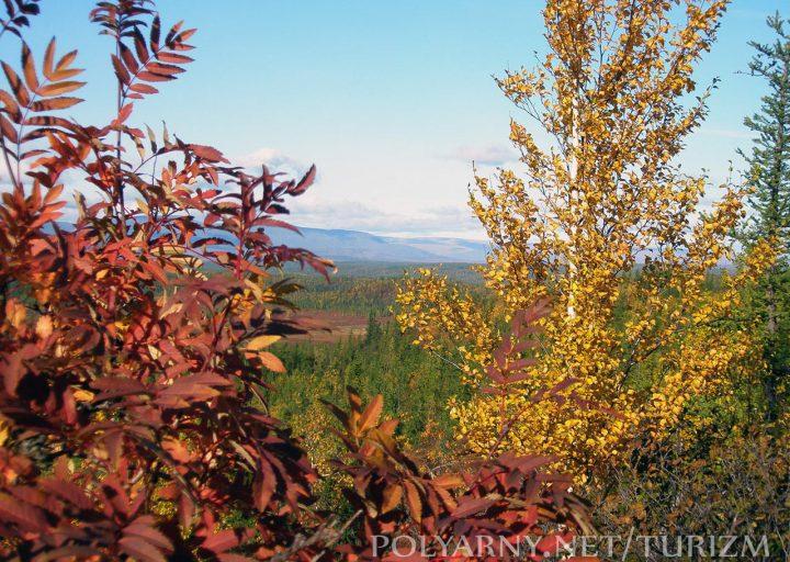 Сентябрь на Полярном Урале