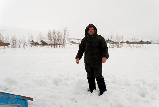 Преждевременное таяние снега.