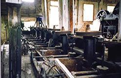 Отделение флотации опытной обогатительной фабрики Харбейского месторождения