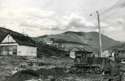 База ЦУП на Харбейском месторождении