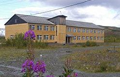 Средняя школа №7 поселка Полярный города Лабытнанги