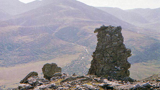 Интересные скалы