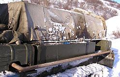 Одна из причин невозможности работы этого ГАЗ-71 на крутых подъемах