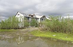 Дом на улице Спортивной, где жили Соломонов, Ивановский, Попов и др.