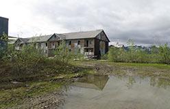 В этом доме жил начальник ПУГРЭ Морозов А.Ф. и многие другие