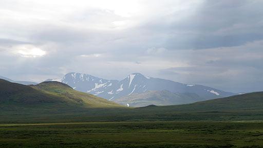 Одна из целей группы из Минска - восхождение на вершину Пайер. 04.08.2015