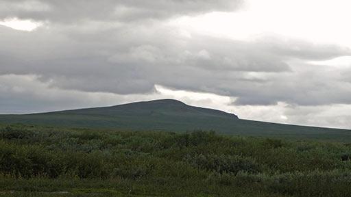 Гора Кечпельмыльк. 07.08.2015