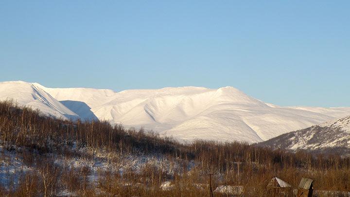 Установление снежного покрова