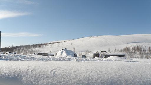 Двор Базы Перевал