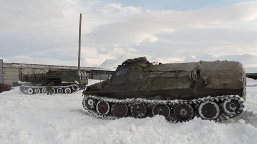 ГТ-Т и АТ-С-59Г удлиненный