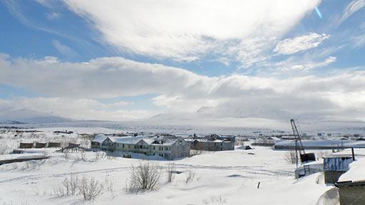 Поселок Полярный, 110-й км