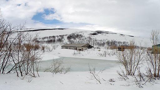 Малое поселковое озеро