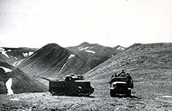 АТЛы остались непревзойденными в горах. 1961