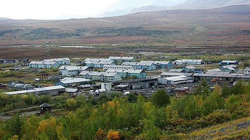 База Полярно-Уральской ГРЭ Главтюменьгеологии