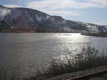 Это река Собь! 20.06.08. 120-й км