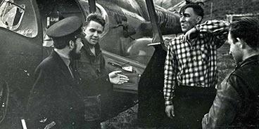 Геологические авиаторы 1961