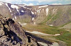 Кар месторождения Подснежное. 1997
