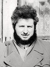 Караченцев С.Г. Салехард,  1960 г.