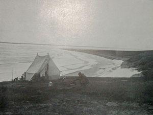 Карский лёд начала 20 века.