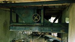 Ленточный питатель правой мельницы. 1999 г