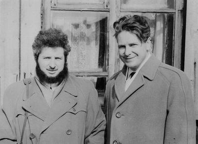 С.Г.Караченцев и Н.И.Литовченко